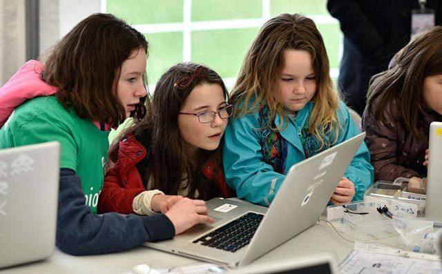 学龄前是编程思维启蒙的黄金时期