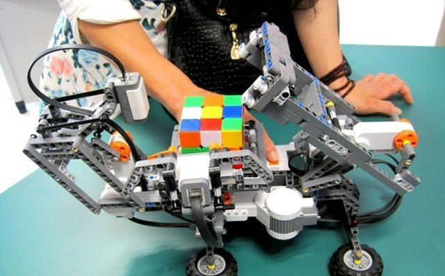 儿童机器人与少儿编程教育建构基础区别