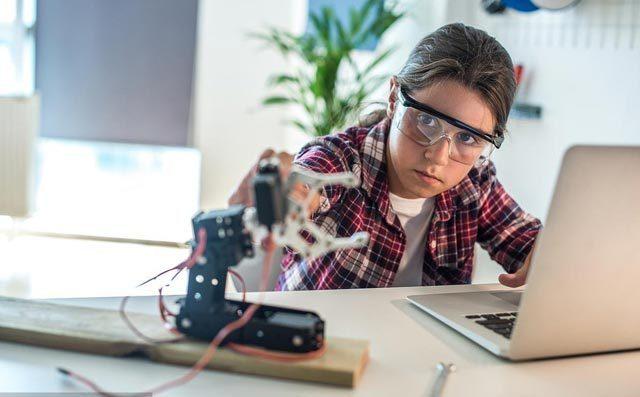 儿童编程与工程