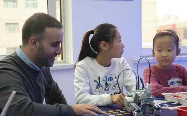 奇咔咔儿童编程课程