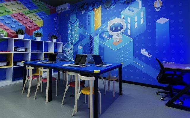 奇咔咔儿童乐高机器人编程教育