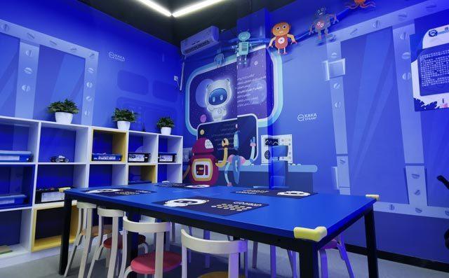 奇咔咔儿童编程机构