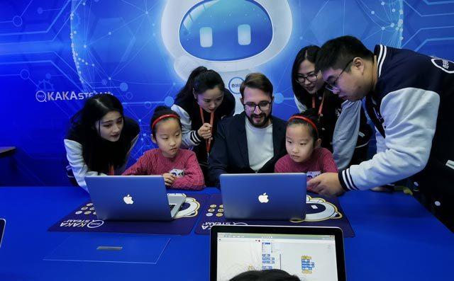 奇咔咔儿童编程培训机构