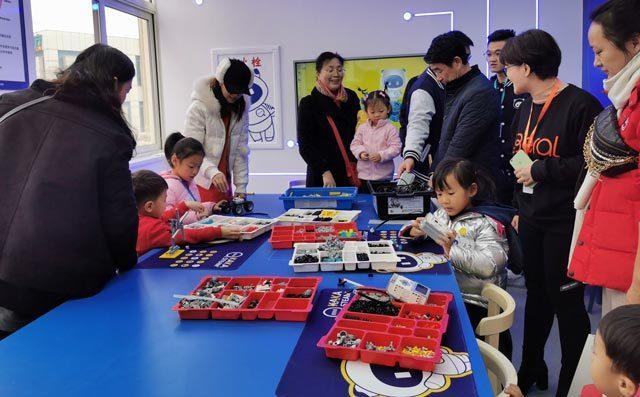 奇咔咔儿童编程教育